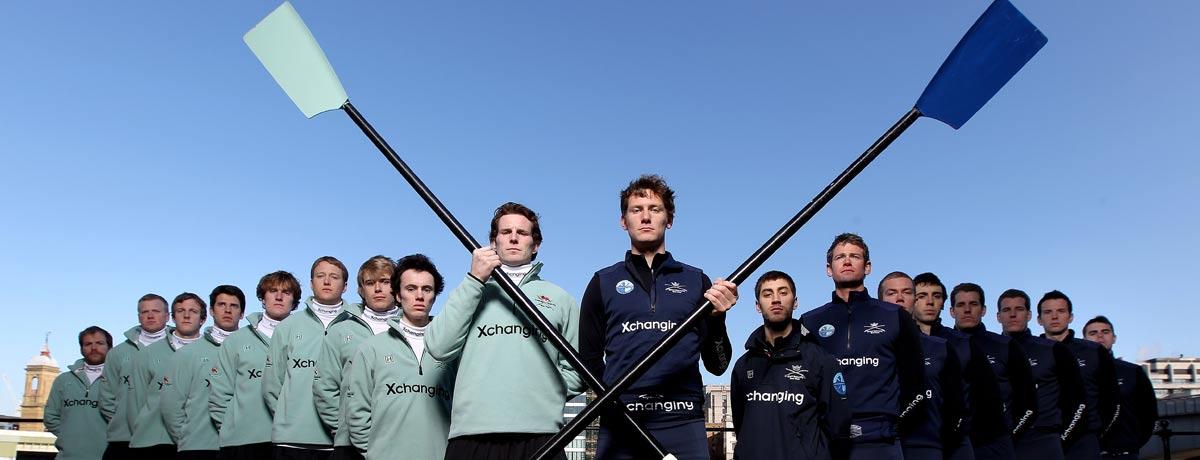 Cambridge gegen Oxford: Die Deutschen beim Boat Race