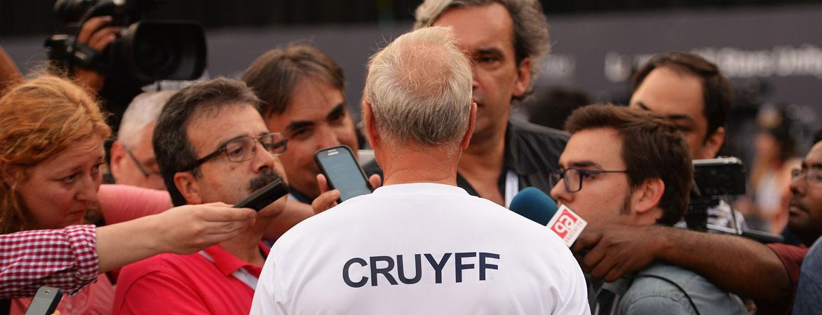 Johan Cruyff - Seine besten Zitate