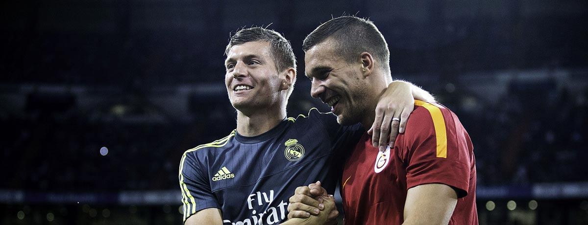Lukas Podolski: Genug Gründe Galatasaray zu verlassen