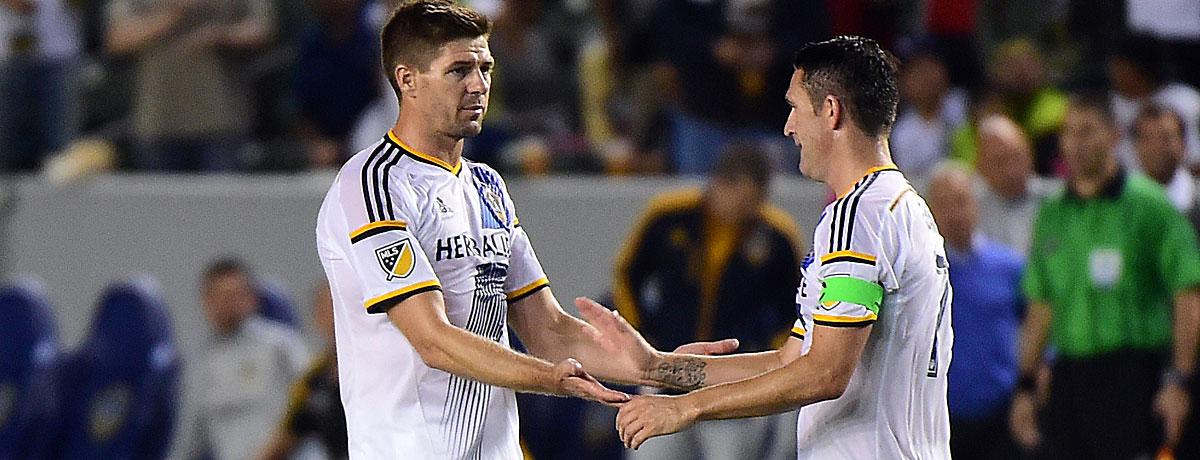 MLS: Fest im Griff der europäischen Altstars