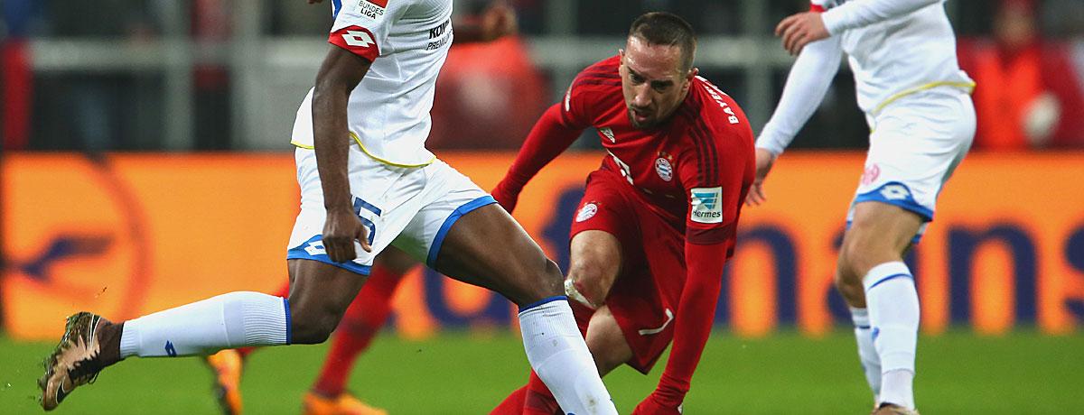 Franck Ribery: Der FC Bayern sollte nicht mit ihm verlängern