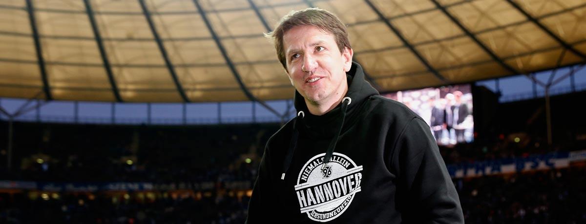 Hannover 96: Aufstieg im Abstieg für Daniel Stendel