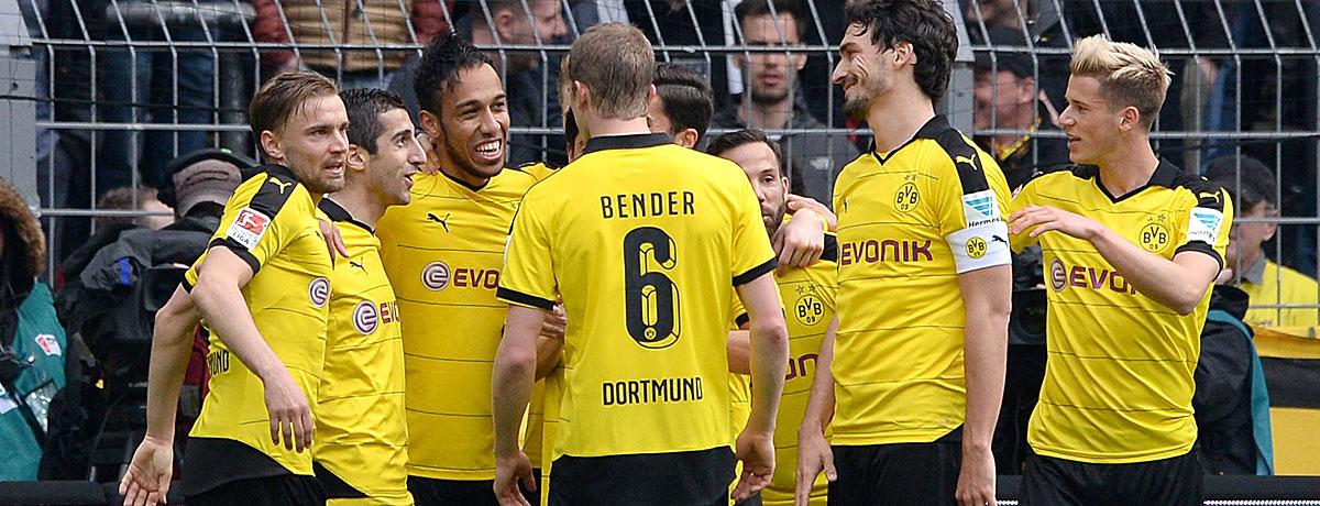 Borussia Dortmund – die ewige Nummer 2