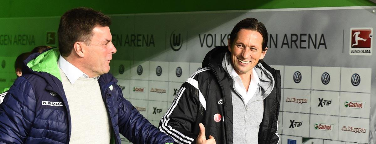 Bundesliga-Trainer Infografik: Wer ist seine Ablöse wert?