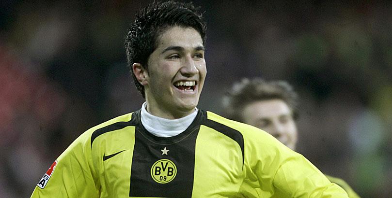 Nuri Sahin Jüngster Torschütze Bundesliga