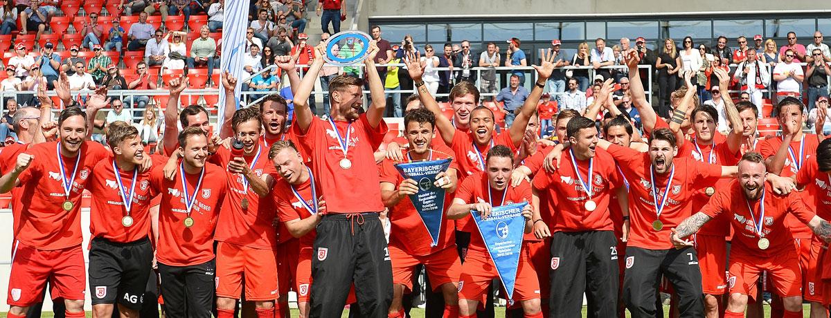 Regionalliga: Welcher Meister steigt auf?