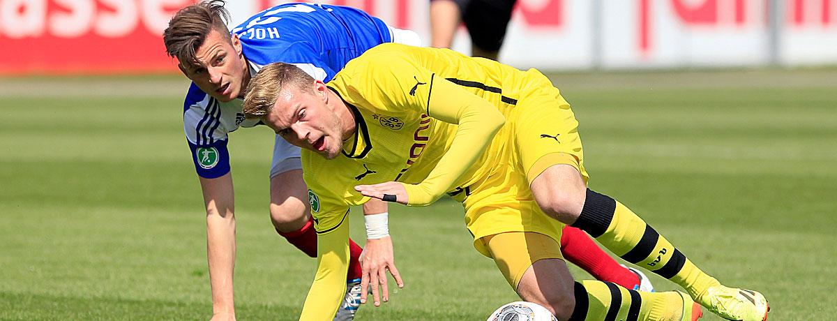 FC St. Pauli: Für BVB-Talente das ideale Sprungbrett