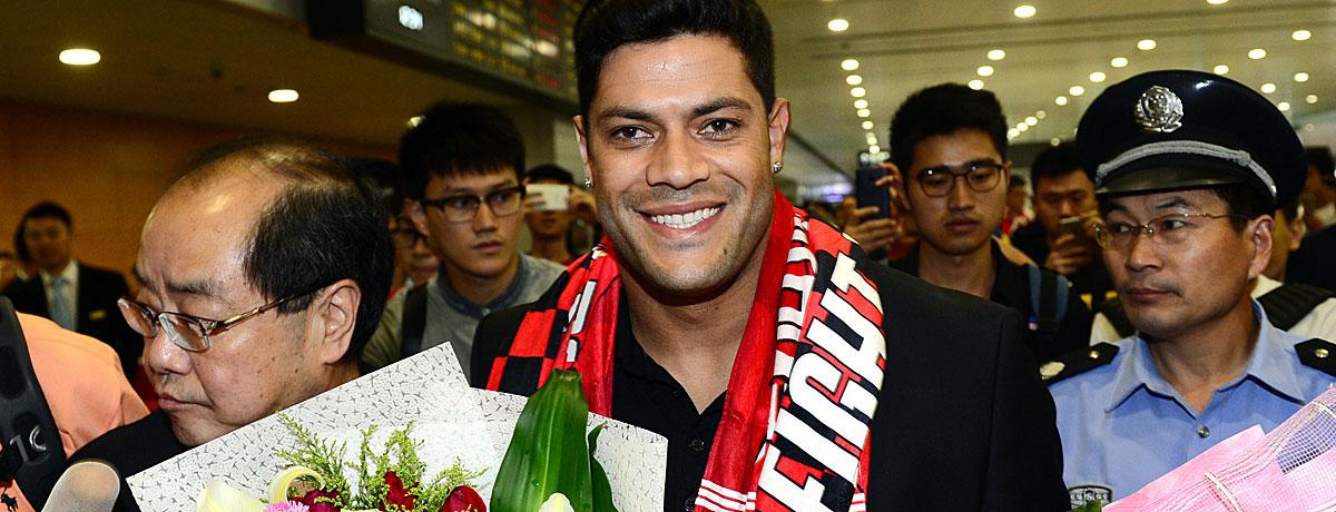 Hulk - der nächste Held in Chinas Super League