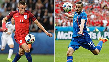 EM 2016: England - Island, Spielvorschau & Wetten