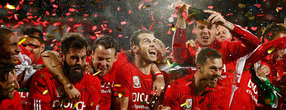 Fußball-EM: Auch Debütanten wurden gleich Europameister
