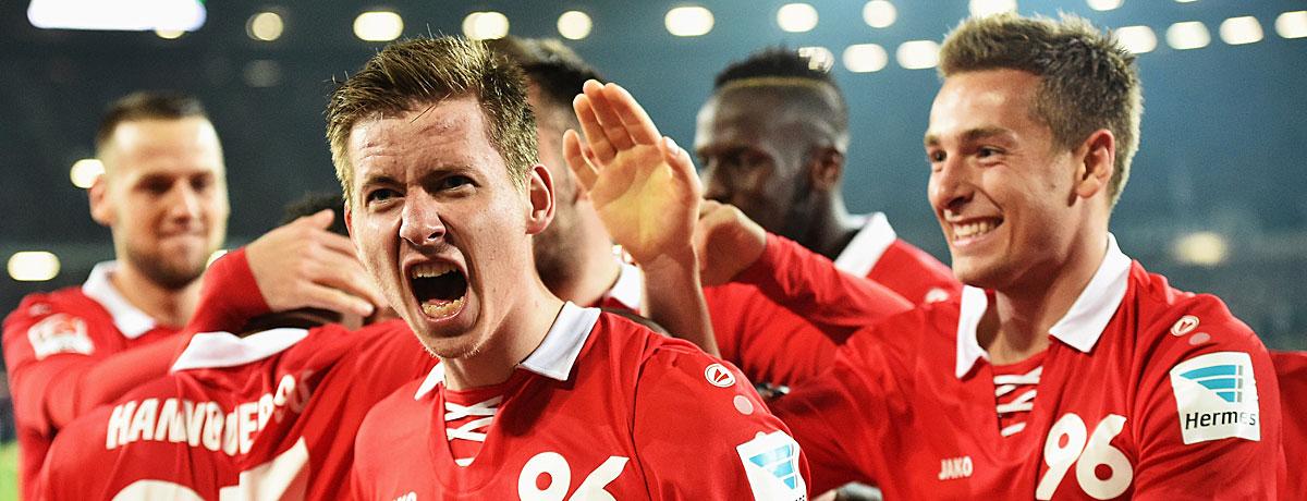 Bundesliga-Absteiger: Der Weg zum Comeback ist steinig