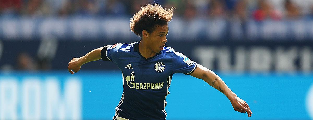 Schalke 04: Warum will Sané wechseln?