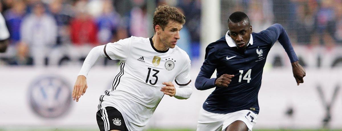 EM 2016: Deutschland - Frankreich, Spielvorschau & Wetten