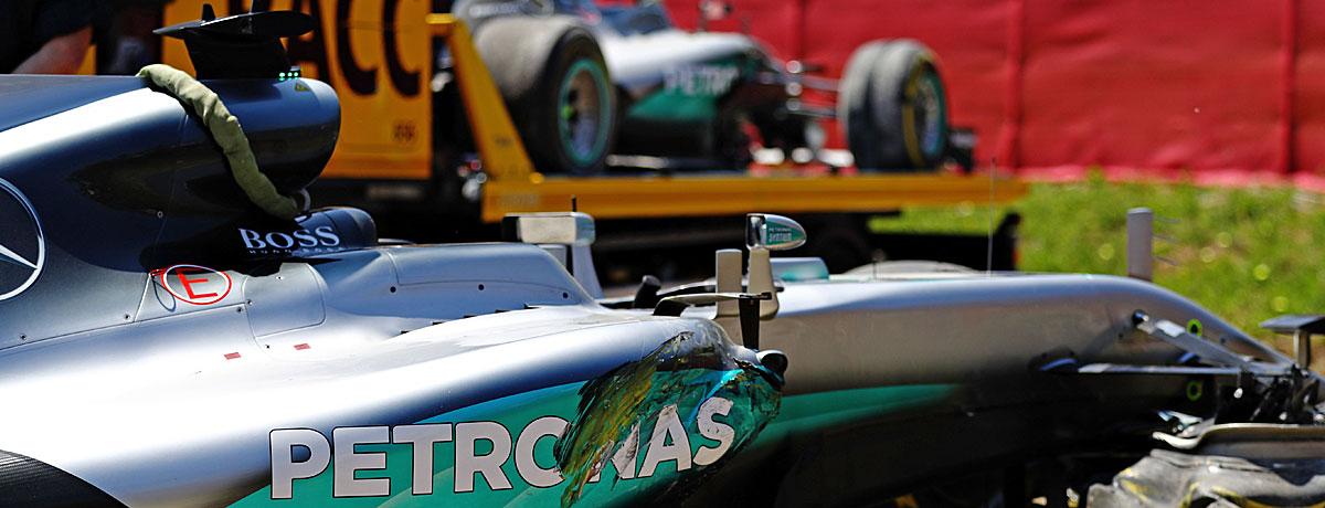 Formel 1: Kracht's auch in Silverstone bei den Silberpfeilen?