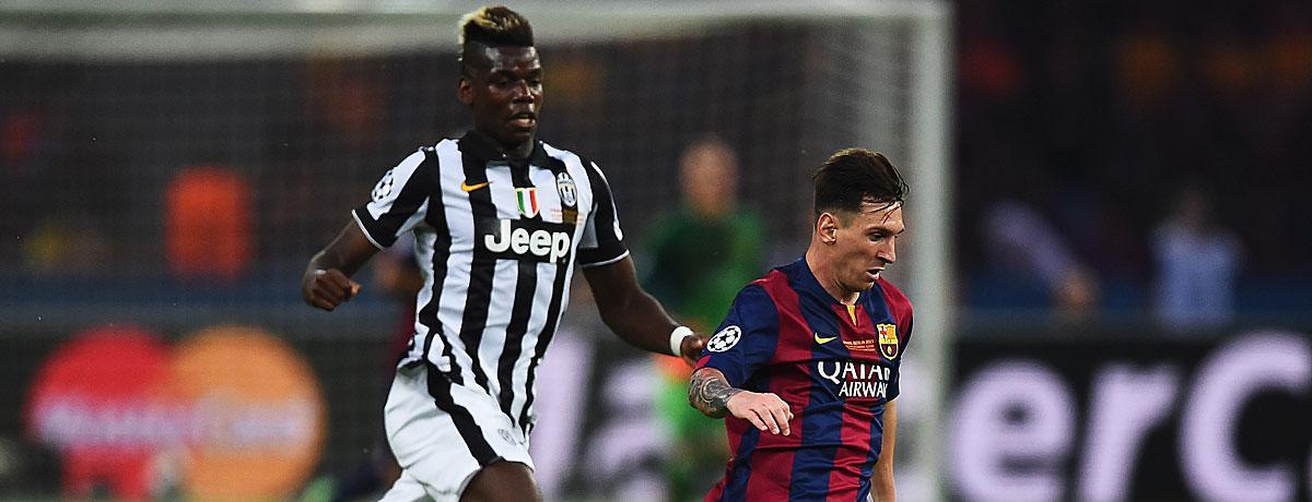 Messi und Pogba vor Wechsel? Die Gerüchteküche brodelt