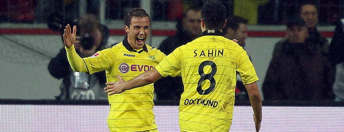 BVB: Mario Götze und andere Rückkehrer in schwarz-gelb