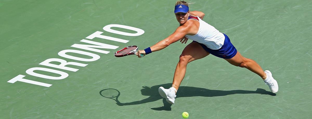 ATP & WTA Tennis Wetten: 5 Top-Fakten und Quoten zur Tenniswoche in Kanada