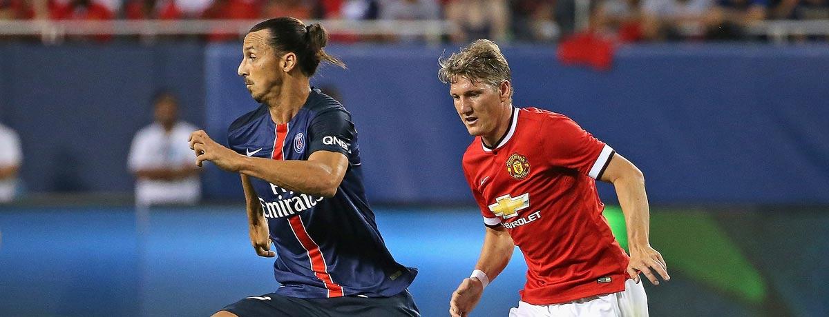 Zlatan Ibrahimovic: Erste Spiele, erste Tore, erste Titel!