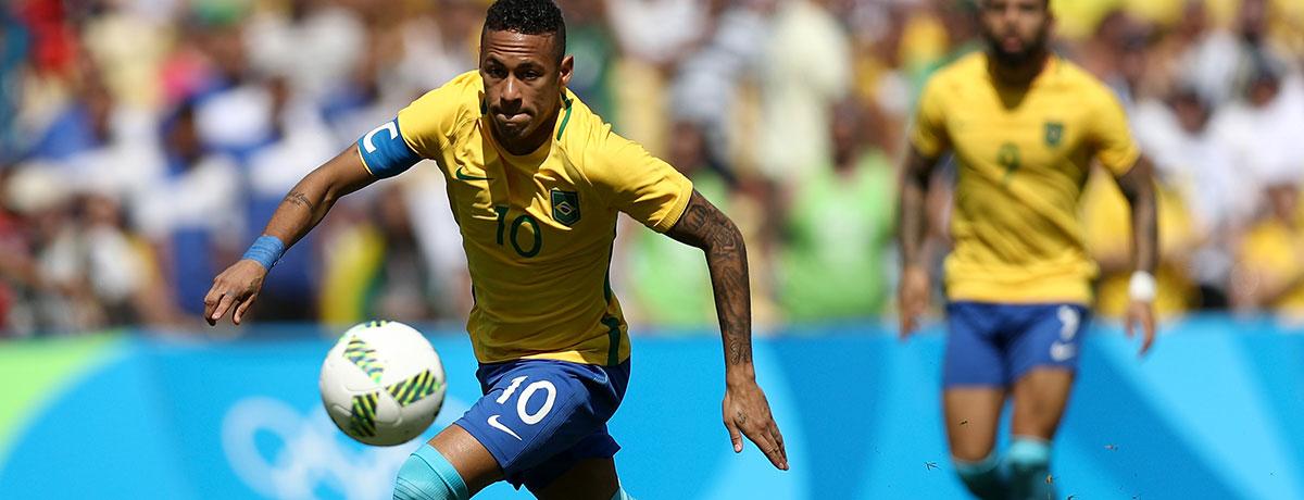 Neymar: Auf der Jagd nach Pelés Rekord