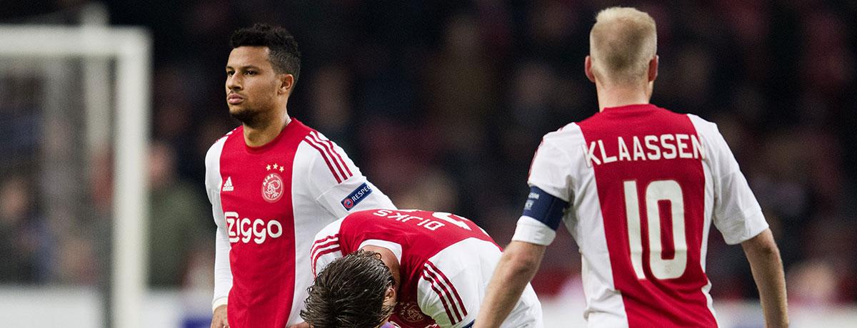 Ajax Amsterdam & Co.: Der Absturz des holländischen Fußballs