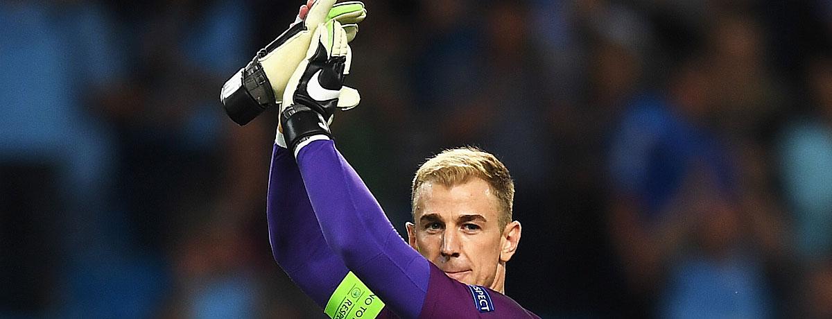 Joe Hart: Der ungewöhnliche Weg eines Engländers in die Serie A