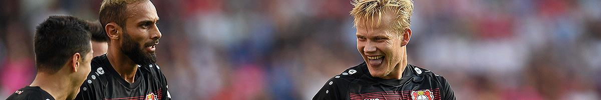 Joker-Tore: Pohjanpalo jagt den Bundesliga-Rekord