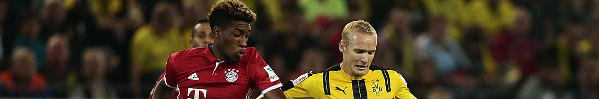 Hat Kingsley Coman eine Zukunft beim FC Bayern?