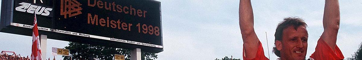 RB Leipzig: Parallelen und Unterschiede mit K'lautern 1998