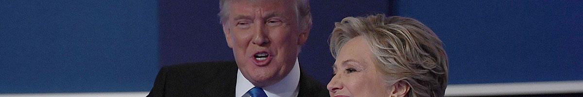 Auch eine Wahlniederlage wird Trump nicht unterkriegen