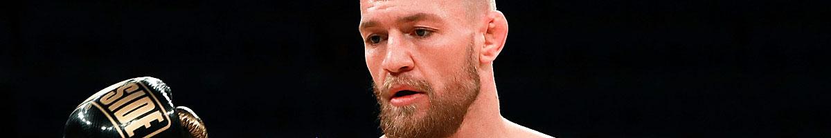 UFC: 3 Gründe für einen Sieg von McGregor