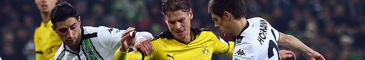 Borussia Dortmund – Mönchengladbach: Vorschau, Quoten & Wetten | 03.12.2016