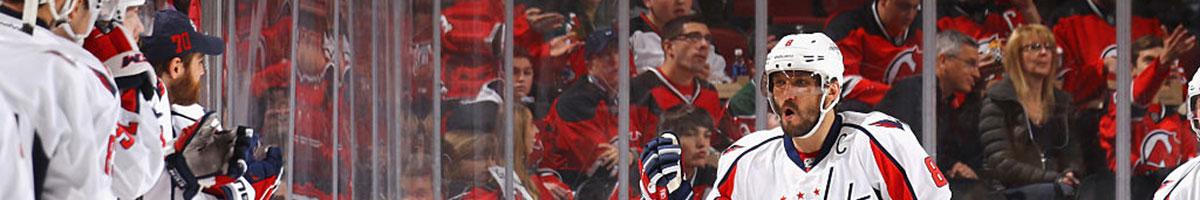 NHL: Ovechkin knackt die 1000-Punkte-Marke