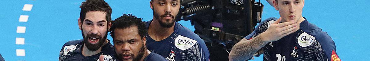 Handball-WM: Alles spricht für Frankreich