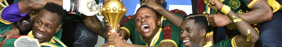 Afrika Cup: Kamerun siegt und trifft auf Deutschland