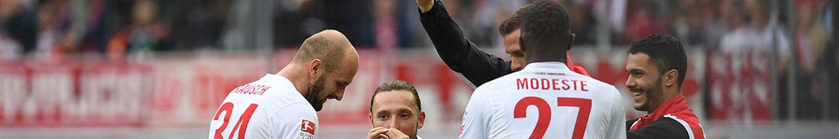 FC Ingolstadt – 1. FC Köln: Geißböcke hoffen auf die nächste Modeste-Show