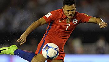 WM-Qualifikation: Chile ist zum Siegen verdammt