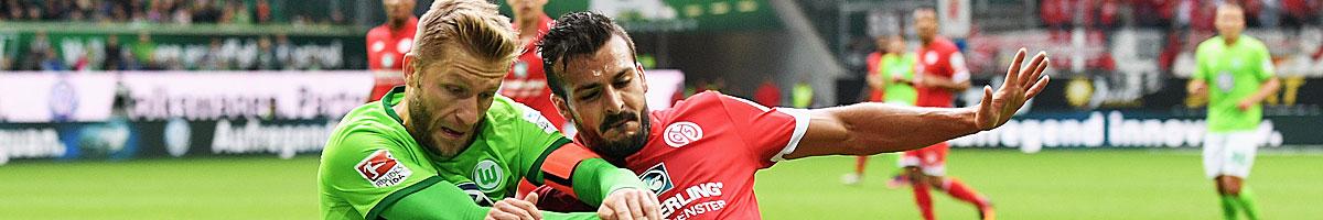 FSV Mainz - VfL Wolfsburg: Siegprämien bleiben in der Kasse