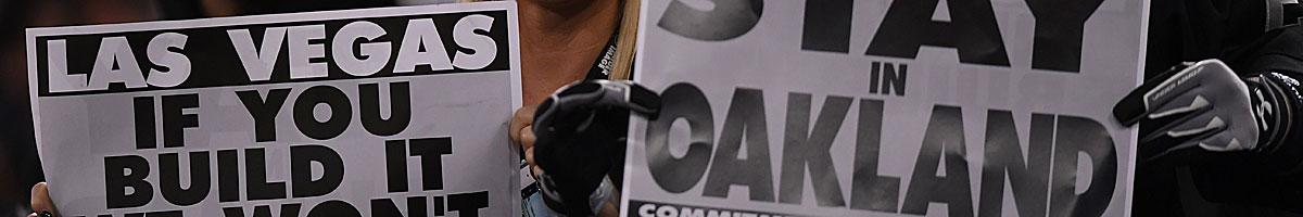 NFL: Die Reise der Raiders geht weiter
