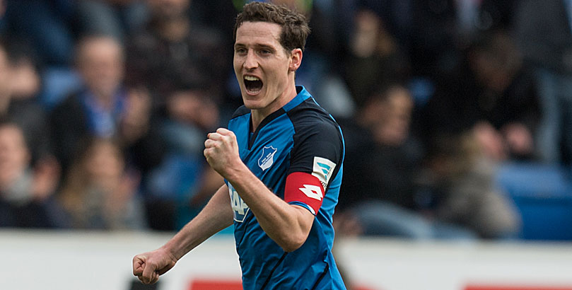 Sebastian Rudy TSG Hoffenheim Rekordspieler
