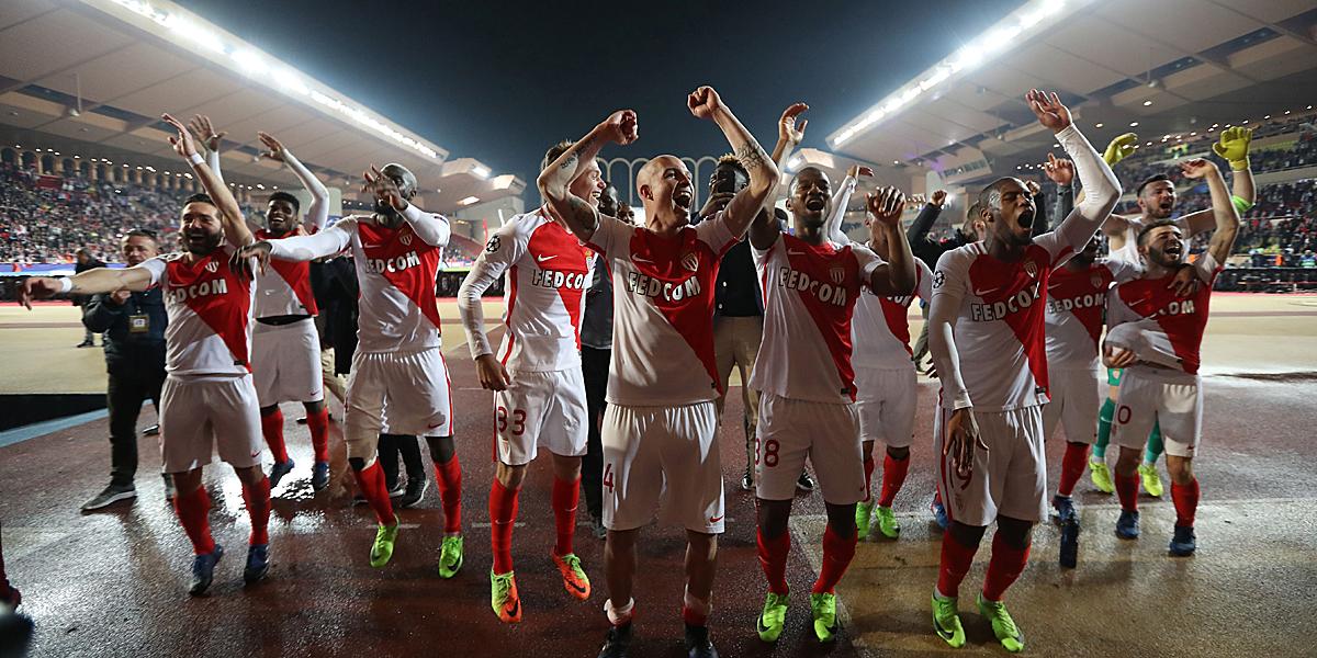 Monaco ist in der Champions League zuhause ungeschlagen
