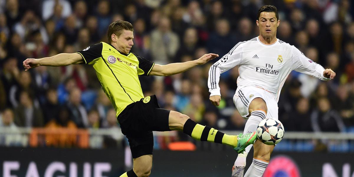 Piszczek nahm CR7 in Madrid 2x komplett aus dem Spiel.