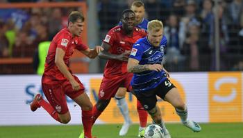 VfB Stuttgart - Arminia Bielefeld: Das Beste, was das Unterhaus hergibt