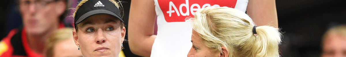 Fed Cup: Kniffelige Aufgabe für Kerber und Co.