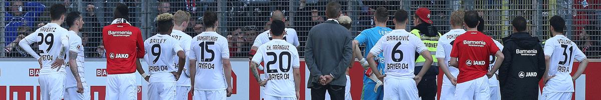 Bayer Leverkusen: Kein Vergleich zu 1996 und 2003