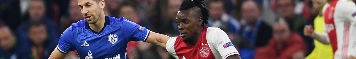 Schalke 04 - Ajax Amsterdam: Eurofighter unter Zugzwang