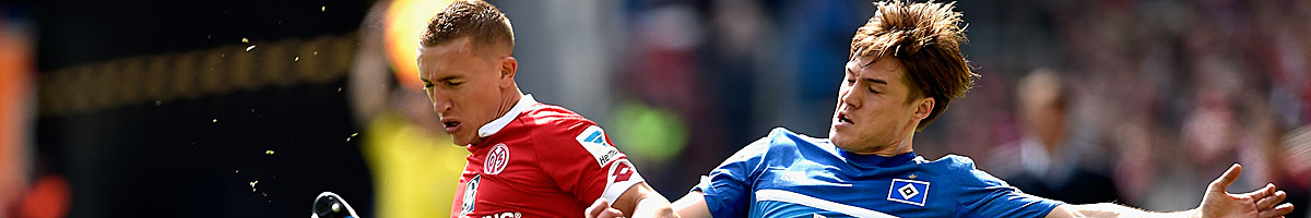 HSV - FSV Mainz 05: Die Uhr sagt Wende oder Ende