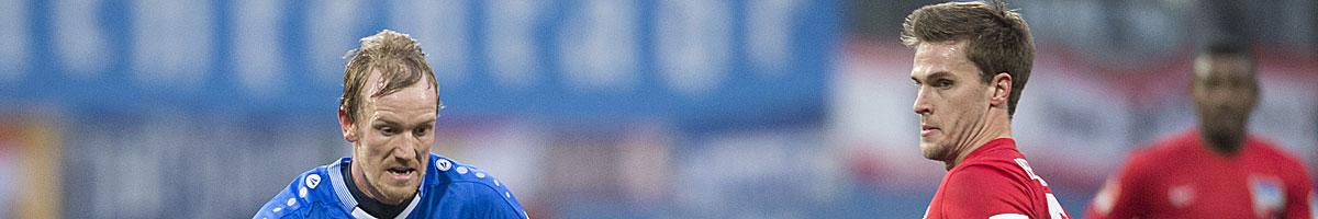 SV Darmstadt - Hertha BSC: Der Druck liegt bei der Alten Dame