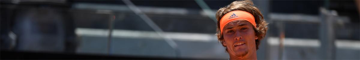 Alexander Zverev: Starke Form auf Asche weckt Hoffnungen