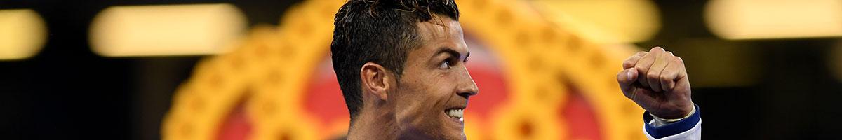 Cristiano Ronaldo: Zum 5. Mal Torschützenkönig – in Folge!
