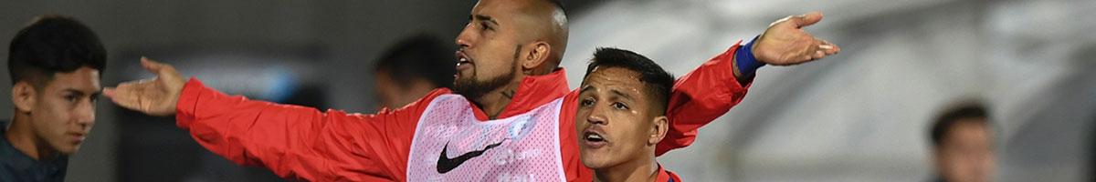 Confed Cup: Führen Vidal und Sanchez Chile zum nächsten Titel?
